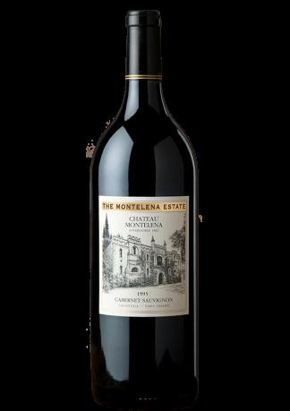 1995 Cabernet Bottle