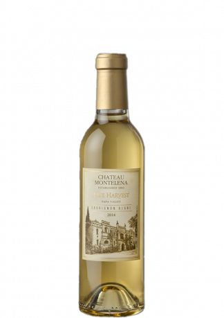 2014 Late Harvest Sauvignon Blanc